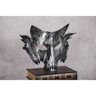 mặt nạ hóa trang – mặt nạ sói mã ITD4 J-8845