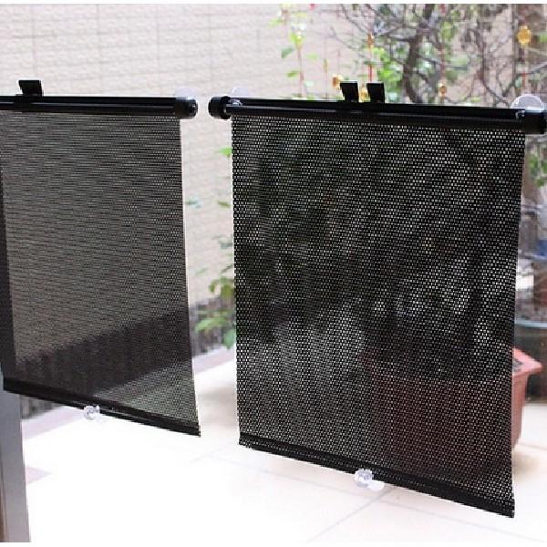 [Freeship] Bộ 2 màn che cửa sổ đôi cho ô tô cao cấp