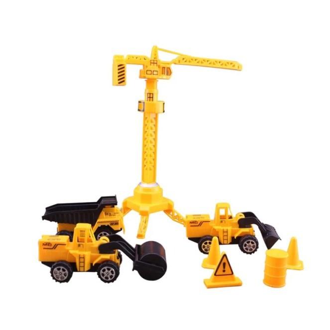 Bộ Đồ Chơi Mô Hình Công Trường Dream Toy