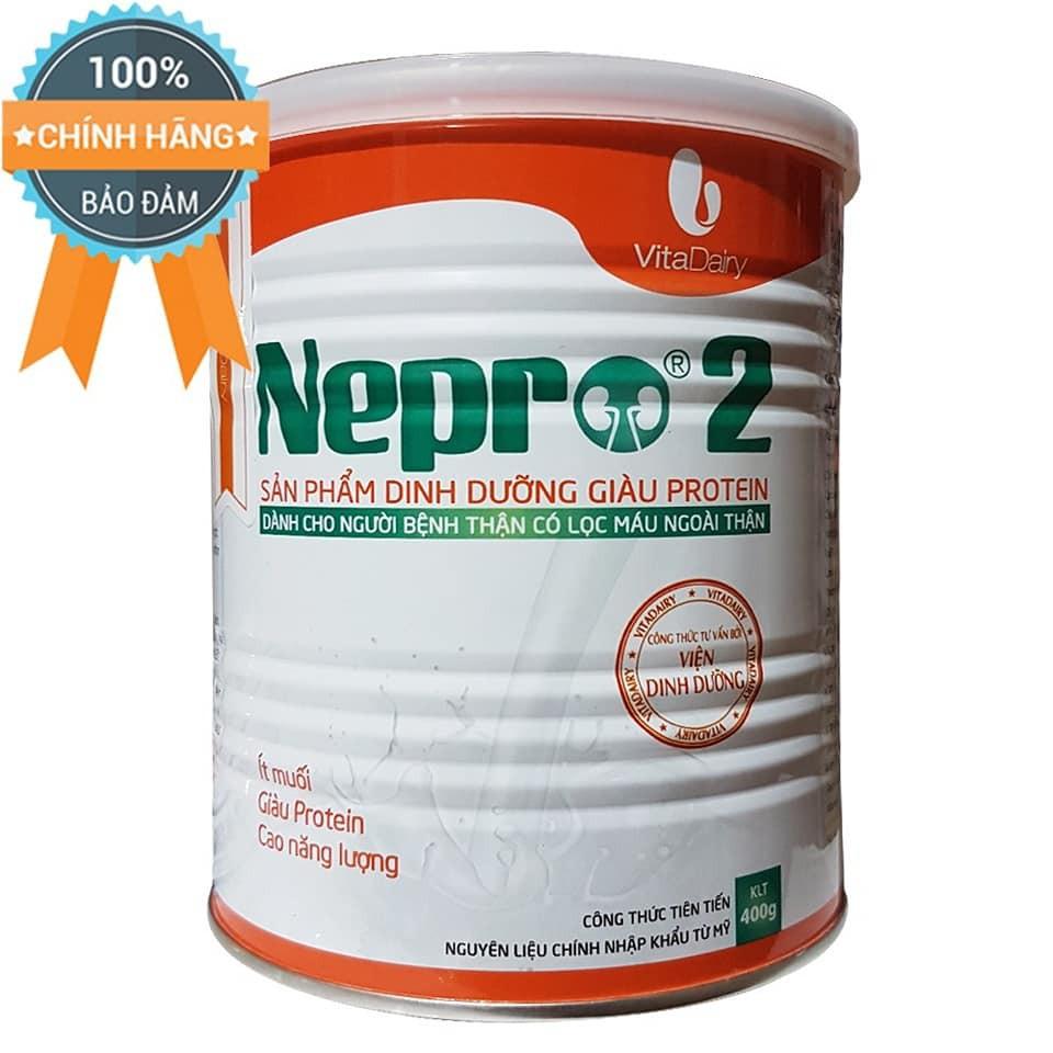 Sữa Nepro 2 400g Chính Hãng Date Mới Nhất 2021