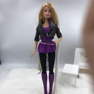 Búp bê barbie chính hãng mới không hộp, y hình