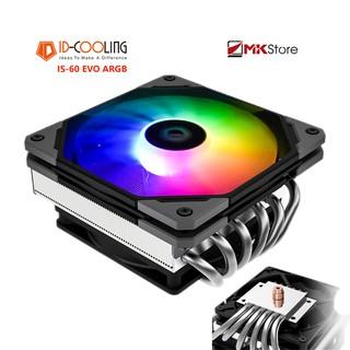Tản nhiệt khí ID-Cooling IS-60 EVO ARGB TDP 130W