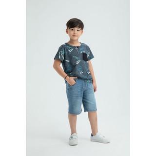 [Mã WABRIVY1402 giảm 50k đơn 0Đ] IVY moda Áo thun bé trai MS 57K1028 thumbnail
