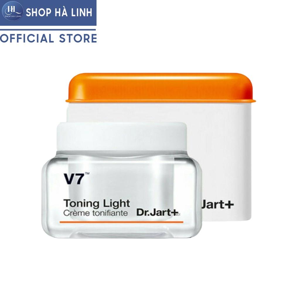 ✅[Date 2024] Kem Dưỡng Trắng Da V7 Toning Light Dr.Jart+ (50ml) - Hàn Quốc