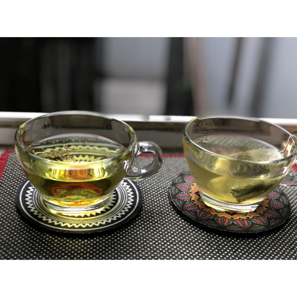 Lót ly, lót cốc, đế đa năng... chất liệu nỉ thấm hút nước, đế cao su chống trơn trượt nhiều mẫu cho bạn lựa chọn