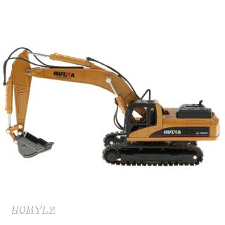 1:50 Alloy Excavator Truck Car Vehicles Model Diecast For Boys Toy