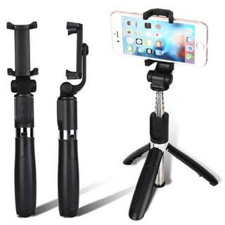 [Mã ELFLASH5 giảm 20K đơn 50K] Gậy Tự Sướng Bluetooth Selfie Stick Tripod L01 Có Chân Chụp Ảnh Cao Cấp ( Full Box )