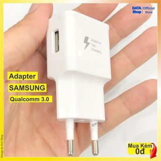 Củ sạc nhanh samsung H170, xiaomi, oppo, huawei cao cấp, cóc sạt tích hợp công nghệ xạc nhanh Qualcomm Qc 3.0 DATA Shop thumbnail