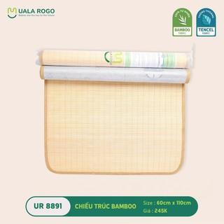 Chiếu trúc cho bé Uala Rogo bamboo siêu mát