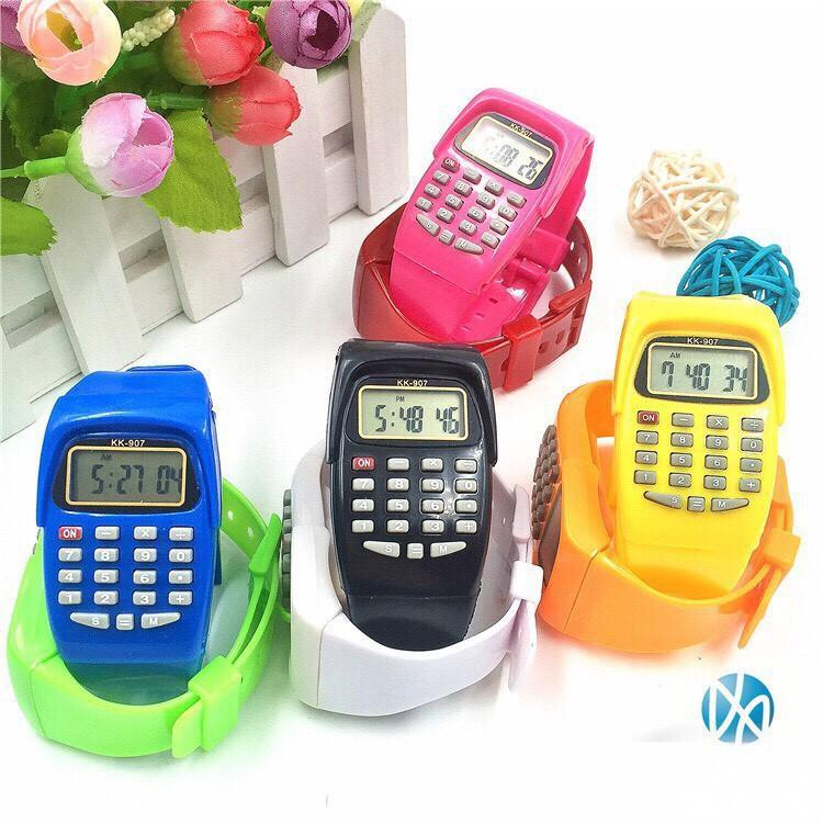 Đồng hồ trẻ em điện tử thông minh đồng hồ máy tính Sports DH76