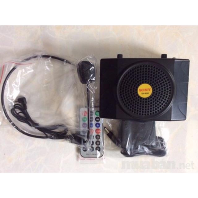 Máy trợ giảng Sony SN-898 (loại1): nghe nhạc USB, đài FM BH 6 tháng - 3032952 , 378182861 , 322_378182861 , 280000 , May-tro-giang-Sony-SN-898-loai1-nghe-nhac-USB-dai-FM-BH-6-thang-322_378182861 , shopee.vn , Máy trợ giảng Sony SN-898 (loại1): nghe nhạc USB, đài FM BH 6 tháng