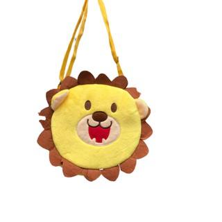 Quà tặng bỉm Goon - Túi đeo chéo sư tử thumbnail