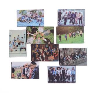 KJ♠ 30pcs/set KPOP BTS Bangtan Boys Photo Cards Poster Fans Goods Collection