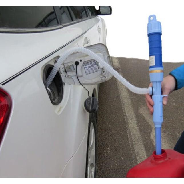 Bơm hút tự động nước, rượu, xăng dầu, chất lỏng, hóa chất đủ loại - chạy pin tự động (hàng có sẵn)