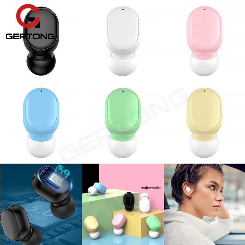 Tai nghe nhét tai không dây kết nối Bluetooth kiểu dáng thể thao cho iPhone Android