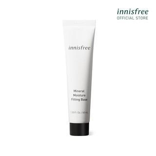 Kem lót trang điểm dưỡng ẩm innisfree Mineral Moisture Fitting Base 40ml thumbnail