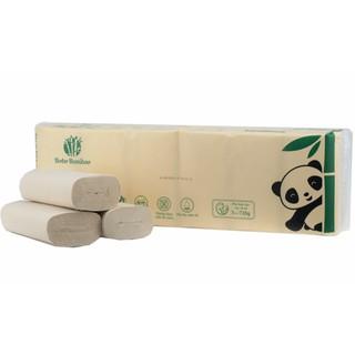24 Cuộn giấy vệ sinh KO LÕI gấu trúc Bobo Bamboo siêu dai thumbnail
