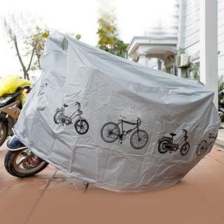 Yêu Thích(FREESHIP 99K)Bạt trùm phủ xe máy che mưa nắng tiện dụng