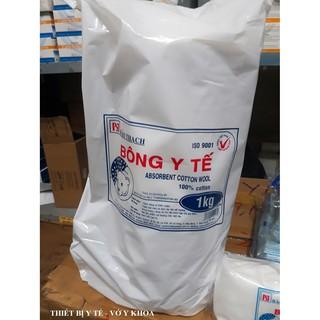 Bông Gòn Y Tế Bảo Thạch gói 500g - 1kg thumbnail