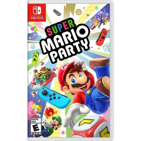 Đĩa Game Switch - Super Mario Party