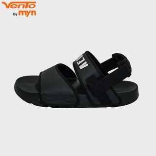 Giày Sandal Vento Nam Nữ - Collection 2020 - SD FL17 - Đen