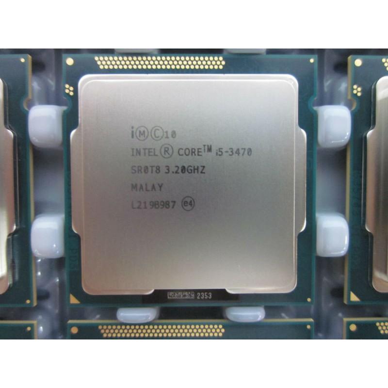 CPU I5 3470 TRAY Giá chỉ 860.000₫