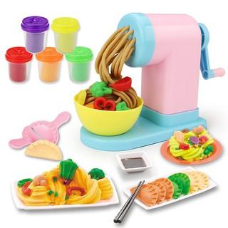 Bộ đồ chơi nấu ăn cho bé – Bộ đồ chơi làm mì ý