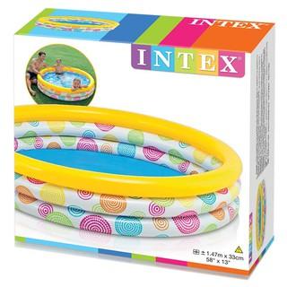 Bể bơi phao INTEX CAO CÂP. HÀNG ĐẸP 1M47 58439 INTEX