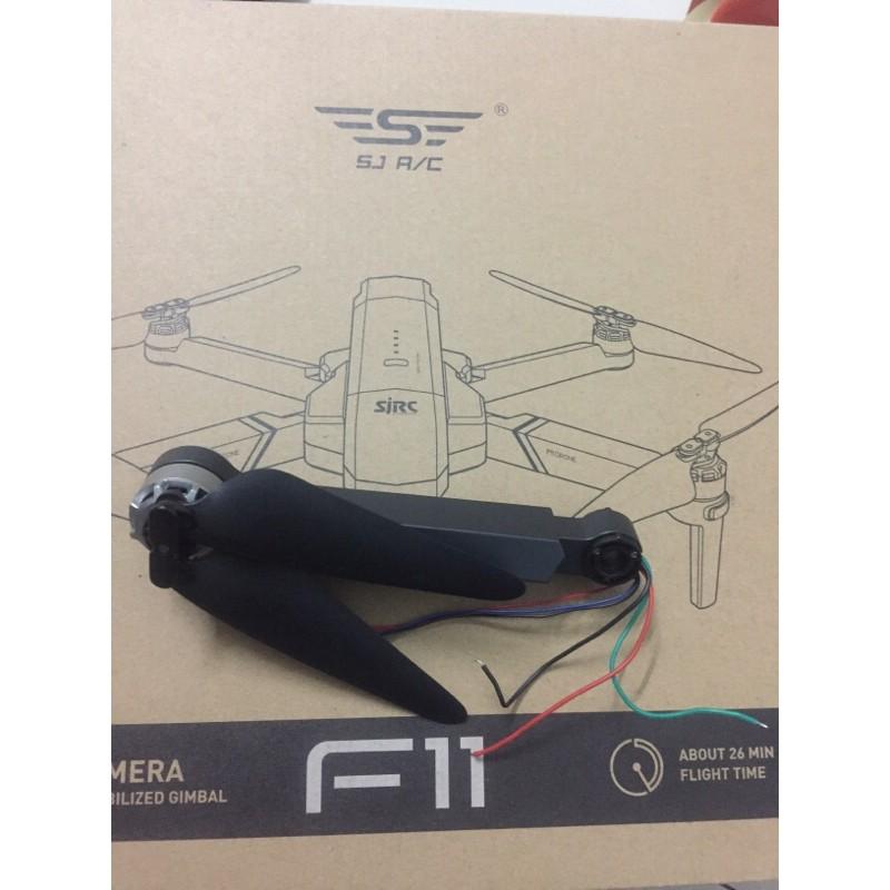 Càng flycam F11 4K Pro - Tay flycam F11 4K Pro - hàng chính hãng