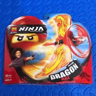 LEGO Ninja Cao Thủ Lốc Xoáy 98pcs