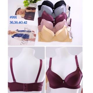 Áo ngực bigsize cup B Thái Lan Sisterhood 991 có gọng bản to nâng ngực chống xệ size 36,38,40,42 thumbnail