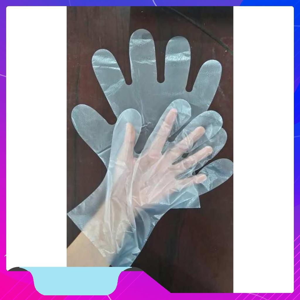 Set 50 găng tay nilong dùng 1 lần làm bếp - BẮC TỪ LIÊM