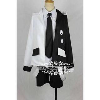 trang phục hóa trang chú gấu trắng đen