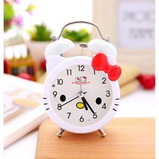 Đồng hồ báo thức hello kitty