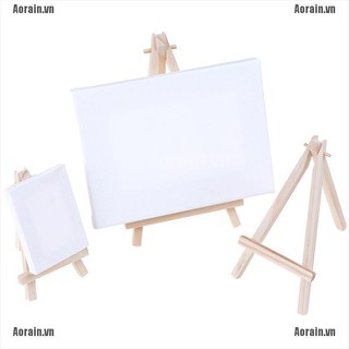 MT Mini Wooden Tripod Easel Display Painting Stand Card Canvas Holder NY