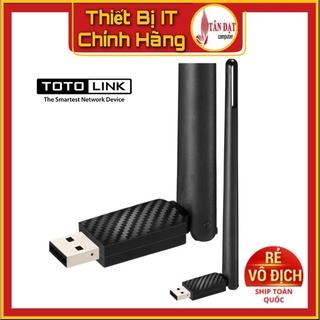 Thiết Bị Thu Phát Vô Tuyến TotoLink N150UA thumbnail