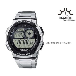 Đồng hồ Casio nam dây kim loại Casio Anh Khuê AE-1000WD-1AVDF thumbnail