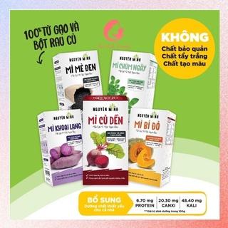 Mi rau cu Nguyên Minh hộp 300gram, bổ sung dinh dươ ng, vitamin và khoa ng châ t cho cơ thể thumbnail