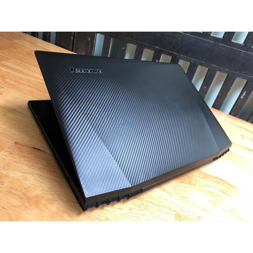 Laptop Gaming lenovo Y40-80, i7 5500u, 8G, 256G, Vga 2G, Full HD