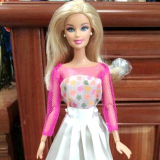 Búp bê barbie tiểu thư chính hãng Mattel USA