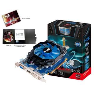 VGA His R7 250X 1G D5 thumbnail