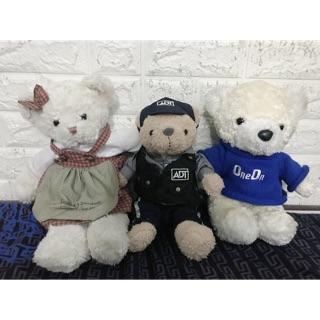 [FREESHIP ĐƠN TỪ 50K TOÀN QUỐC] Set 3 gấu Teddy phong cách Anh quốc – hiếm có khó tìm !!!!!!!