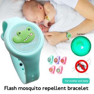 Vòng Đeo Tay Chống Muỗi Cho Bé thumbnail