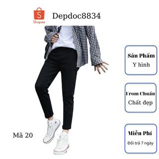 Quần jean nam cao cấp, chất liệu bò ( jean ) mềm mịn, from chuẩn, có nhiều mẫu đẹp mới đi kèm depdoc05