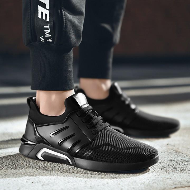 Giày nam💓Free ship💓 Giảm 10k khi áp mã [THOI110K] Giày nam thể thao kiểu dáng thời trang - GN205