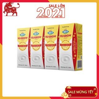 ( Khuyến Mãi ) Thùng sữa Arti IQ Grow Gold – hộp 180ml- Chính Hãng Phân Phối