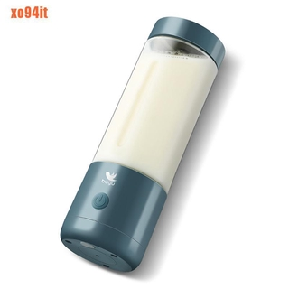 Sports Bottle USB Rechargeable 2/4 blades Portable Electric Maker Machi