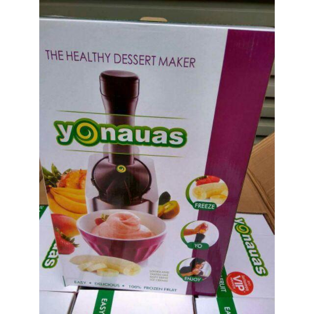 Máy làm kem trái cây Yonauas