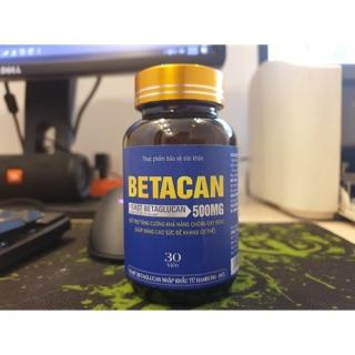 Betacan hỗ trợ tăng cường hệ miễn dịch