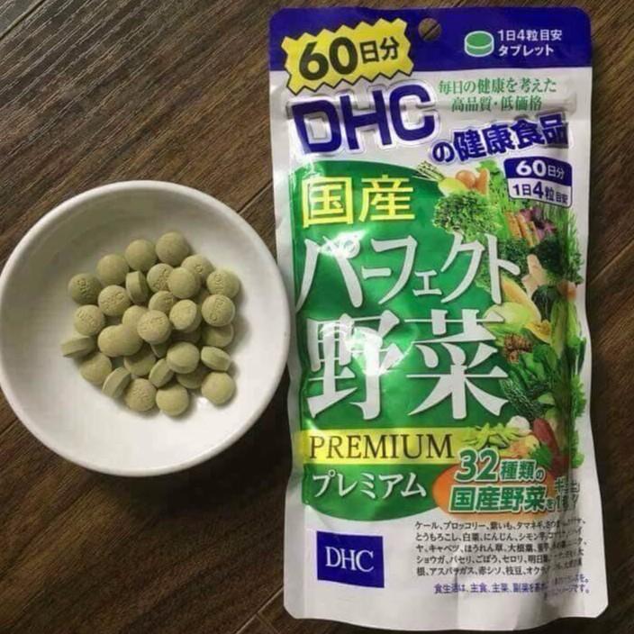 Viên uống rau củ quả Premium DHC Nhật Bản - 3571473 , 1084319905 , 322_1084319905 , 530000 , Vien-uong-rau-cu-qua-Premium-DHC-Nhat-Ban-322_1084319905 , shopee.vn , Viên uống rau củ quả Premium DHC Nhật Bản